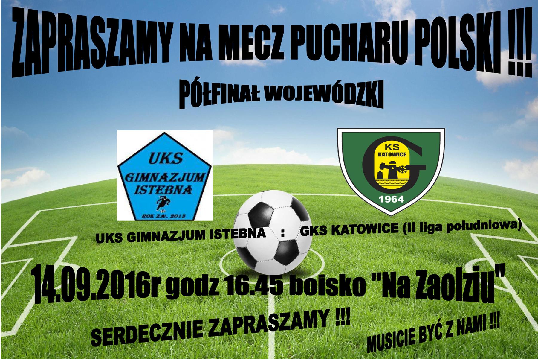 Wojewódzki Półfinał Pucharu Polski w piłce nożnej dziewczyn